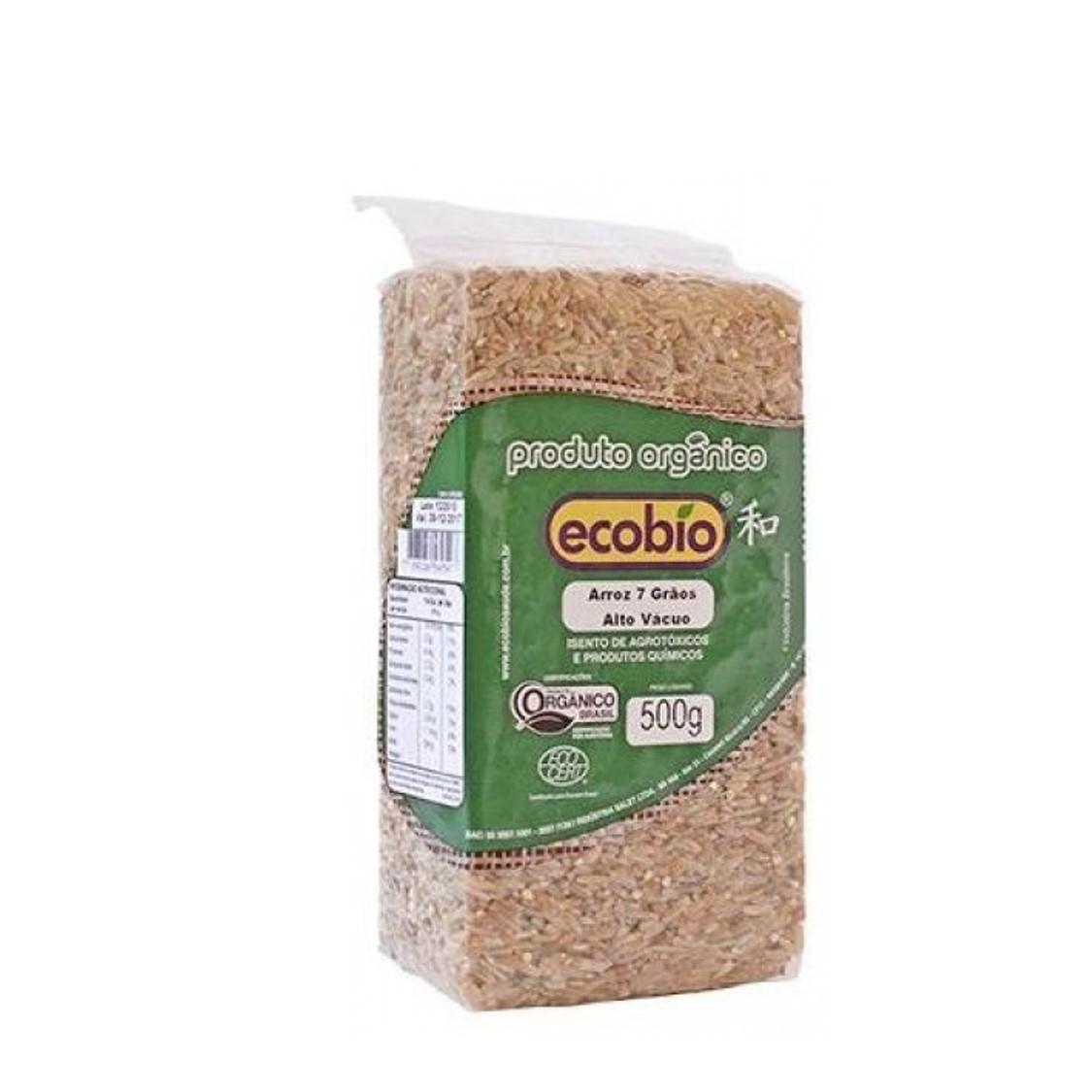 Arroz 7 Grãos (500g) – Ecobio