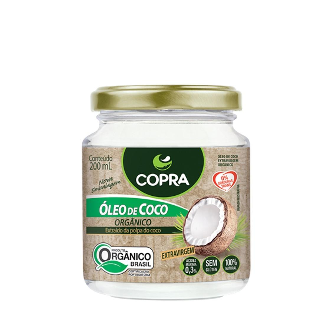 Óleo de Coco (200ml) – Copra