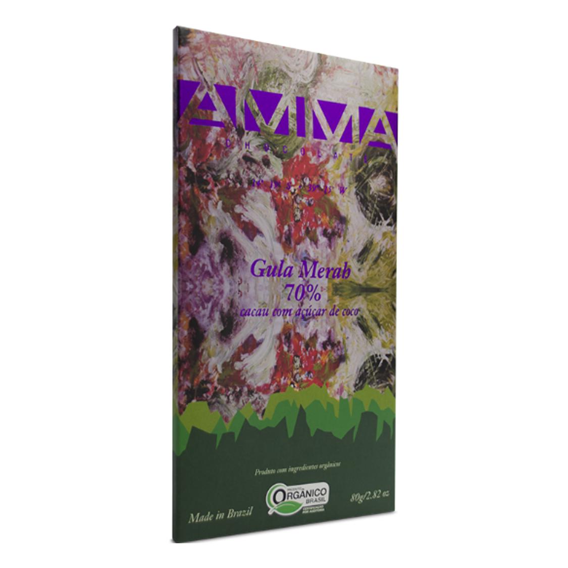 Chocolate Gula Merah (80g) – Amma