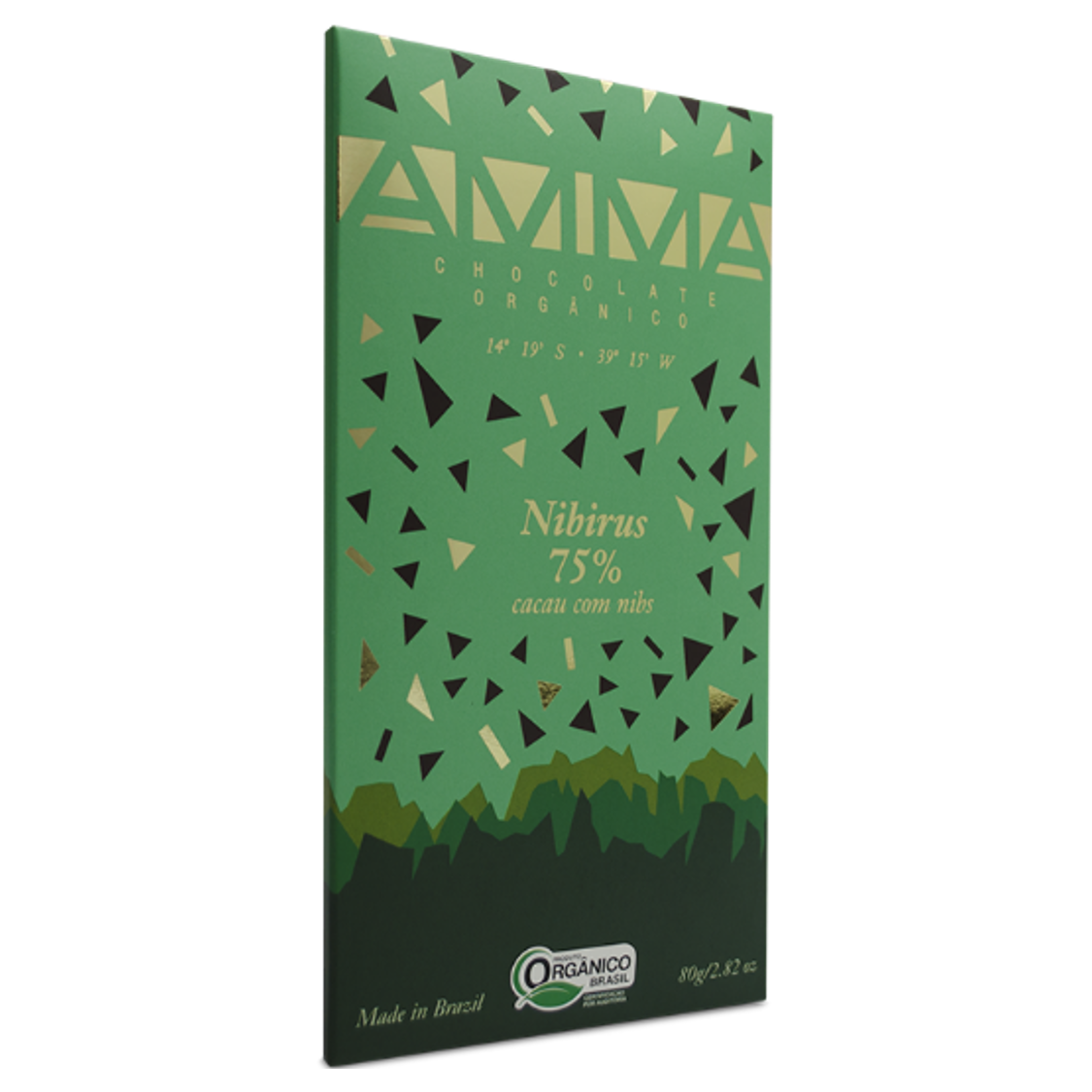 Chocolate Nibirus (80g) – Amma