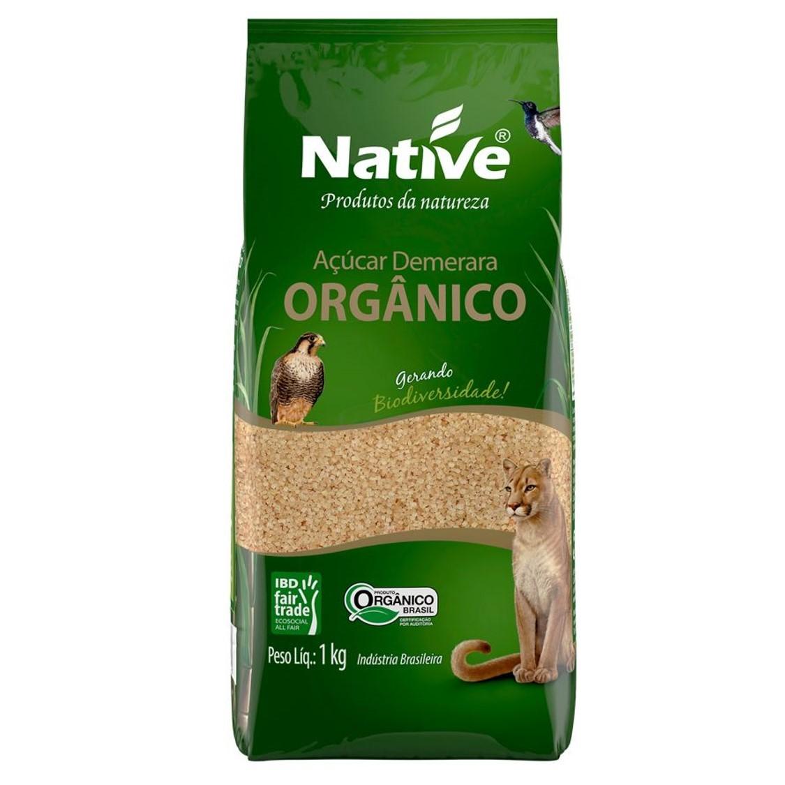 Açúcar Demerara (1kg) – Native