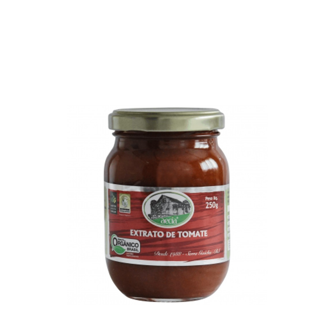 Extrato de Tomate (250g) – Aecia