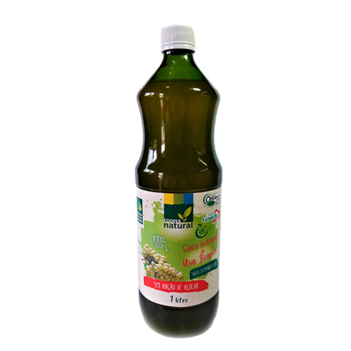 Suco de Uva Branca (1L) – Coopernatural