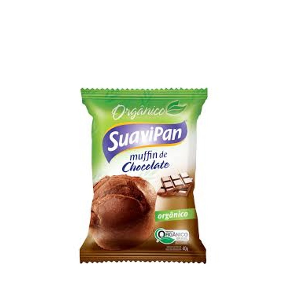 Muffin de Chocolate (40g) – Suavipan