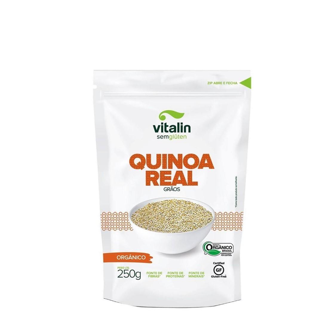 Quinoa em Grãos (250g) – Vitalin