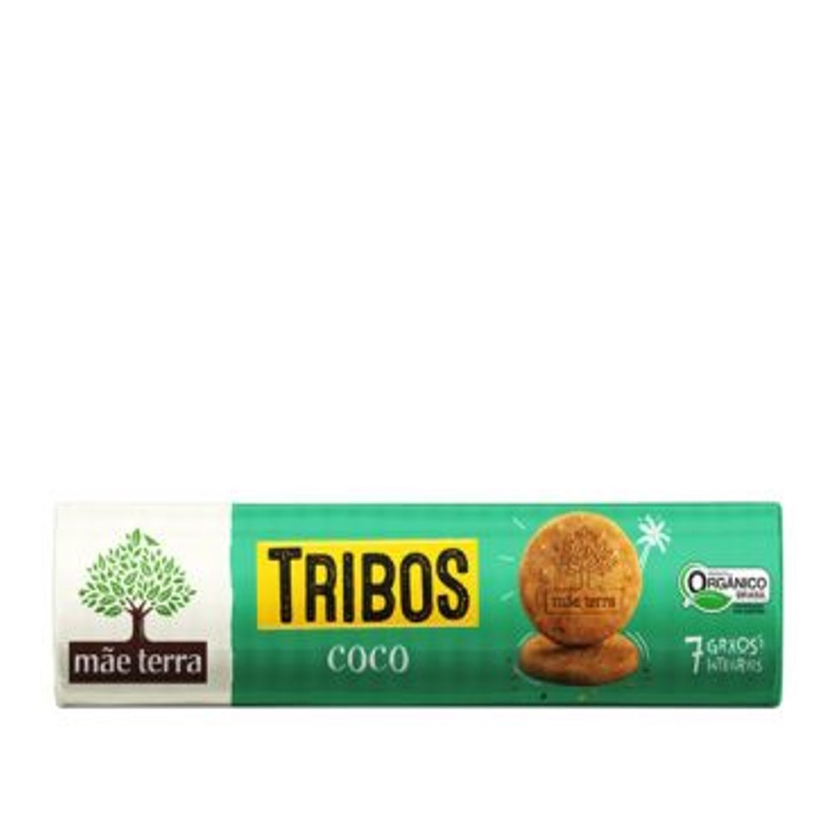 Biscoito Coco (130g) – Mãe Terra