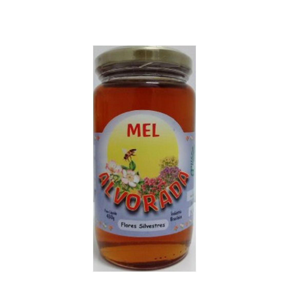 Mel (430g) – Alvorada