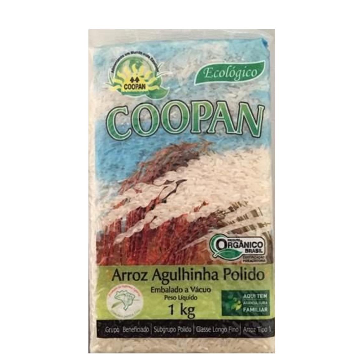 Arroz Agulhinha Polido (1Kg) – Coopan