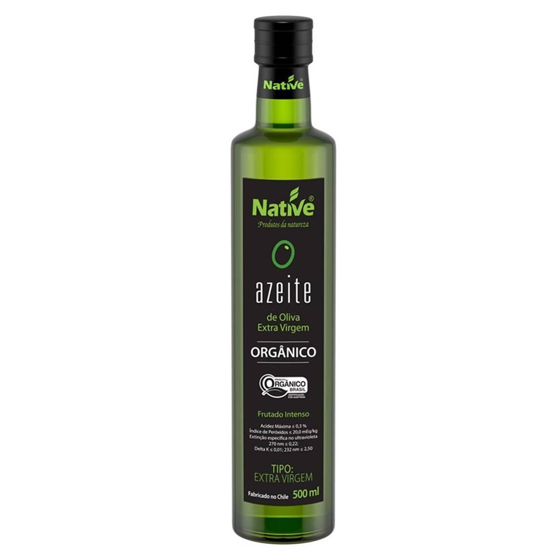 Azeite Extra Virgem (500ml) – Native