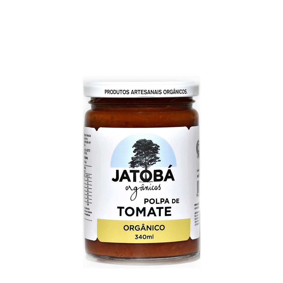 Polpa de Tomate (340ml) – Jatobá
