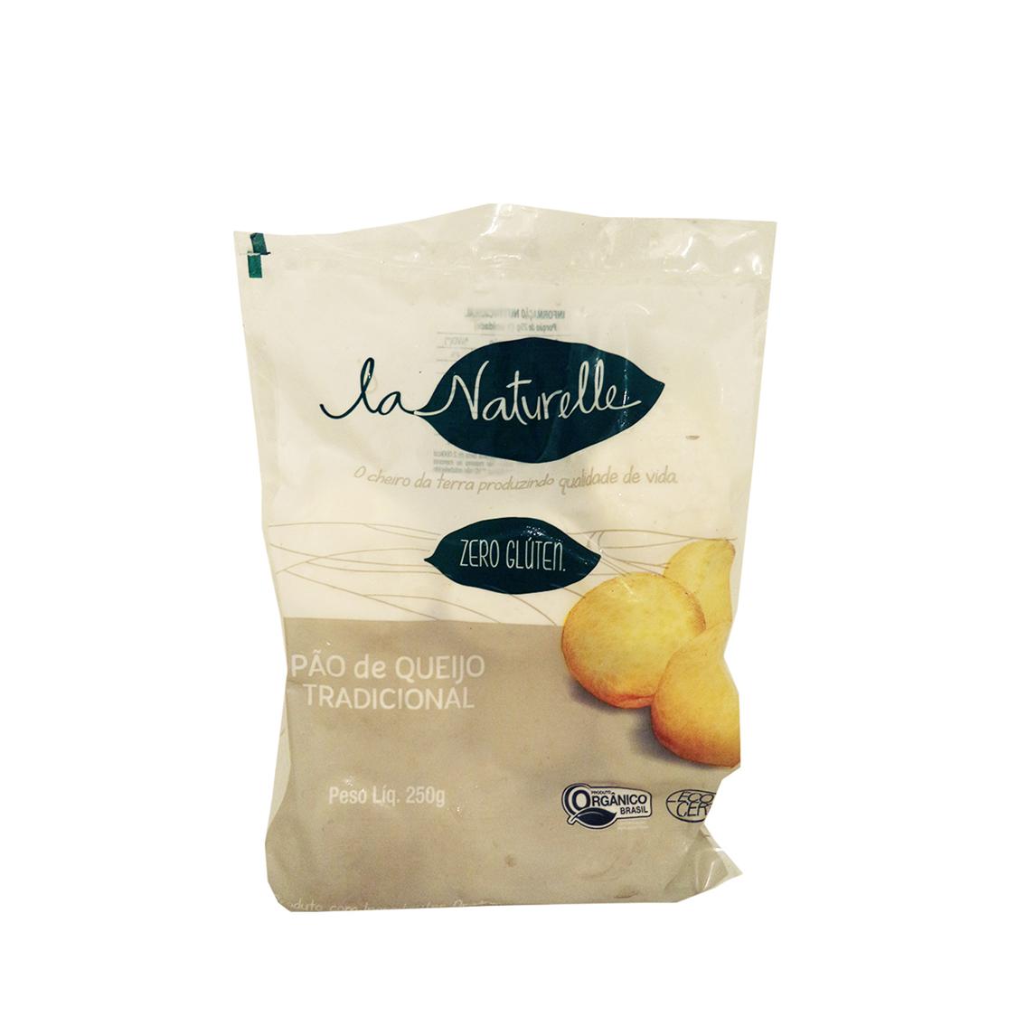 Pão de Queijo (250g) – La Naturelle