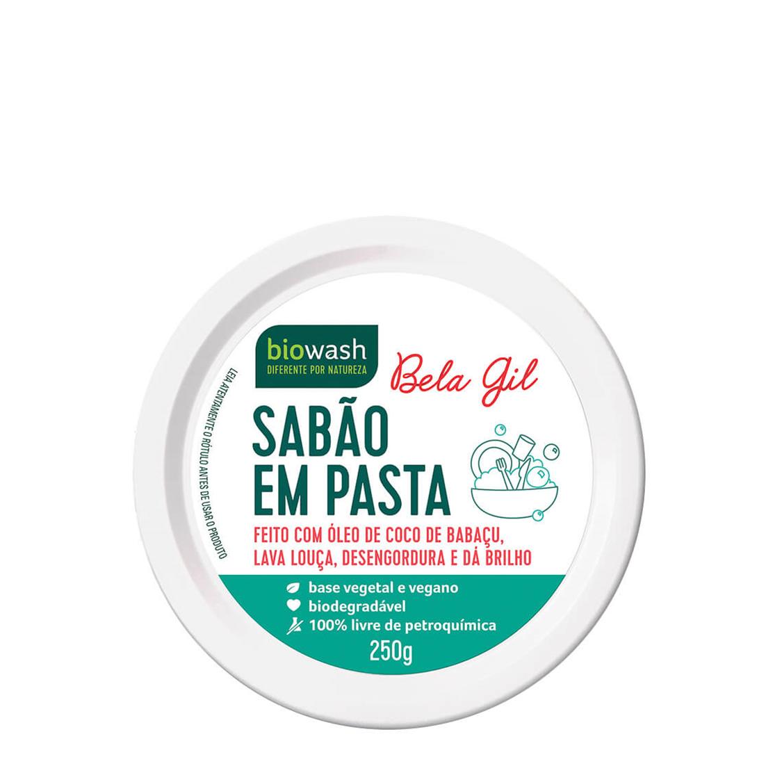 Sabão em Pasta (250g) – Biowash