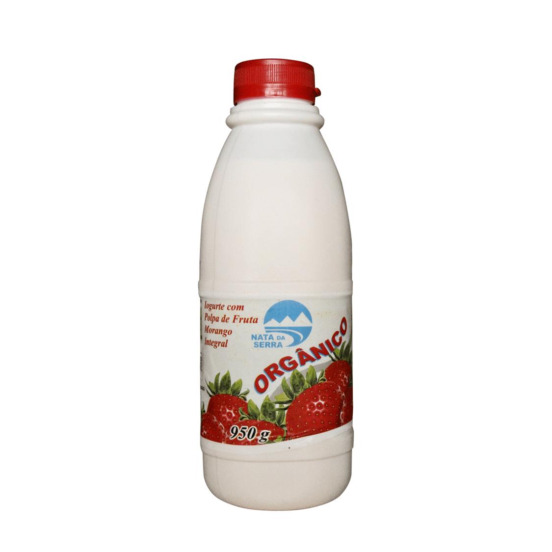 Iogurte Morango (950g) – Nata da Serra