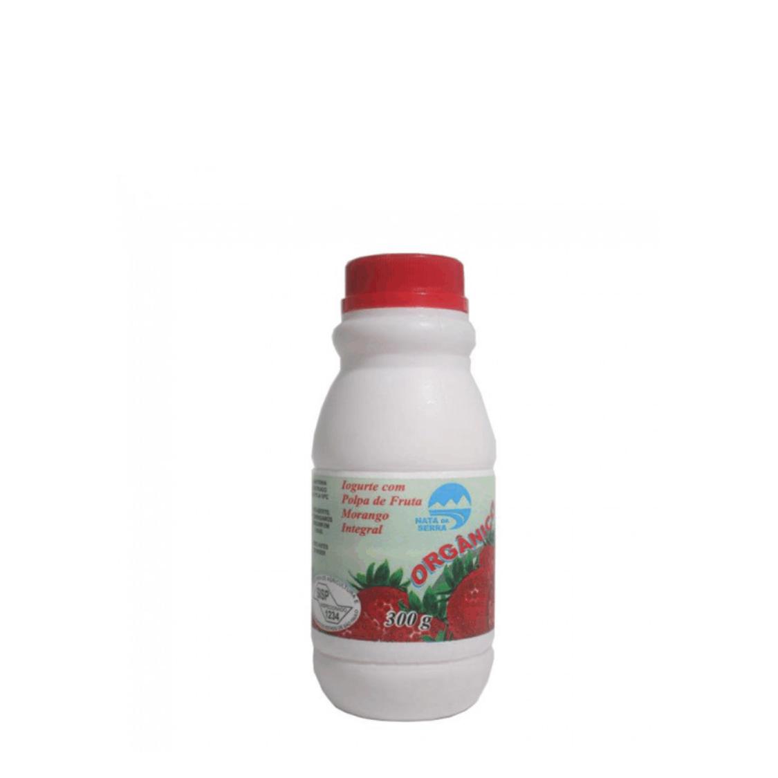 Iogurte Morango (300g) – Nata da Serra