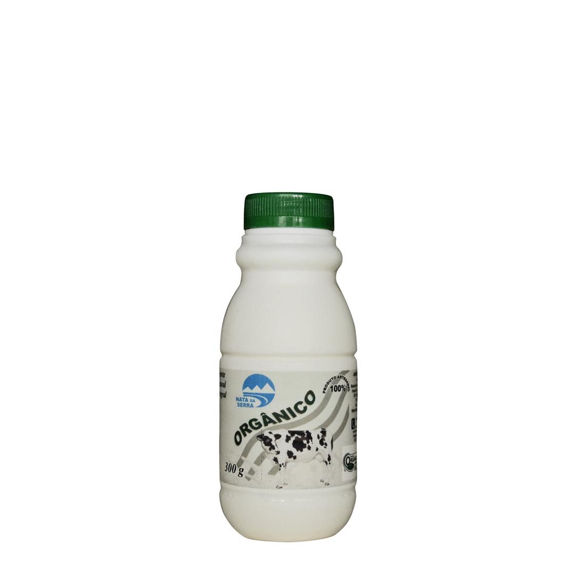 Iogurte Natural (300g) – Nata da Serra