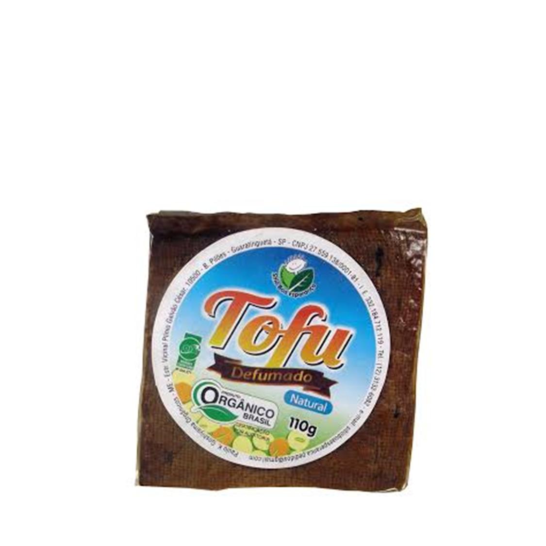 Tofu Defumado (110g) – Sítio Boa Esperança