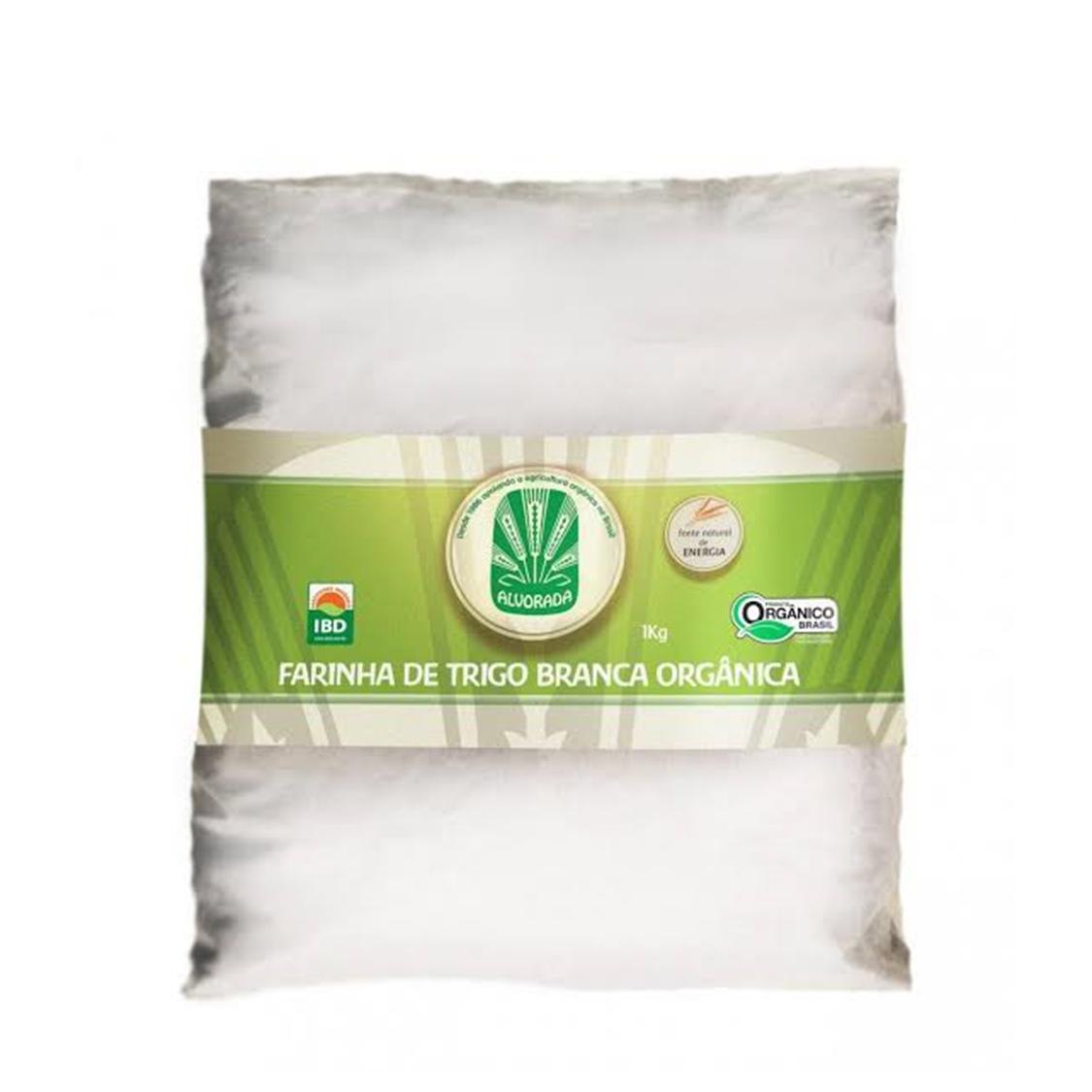Farinha de Trigo Branca (1Kg) – Alvorada