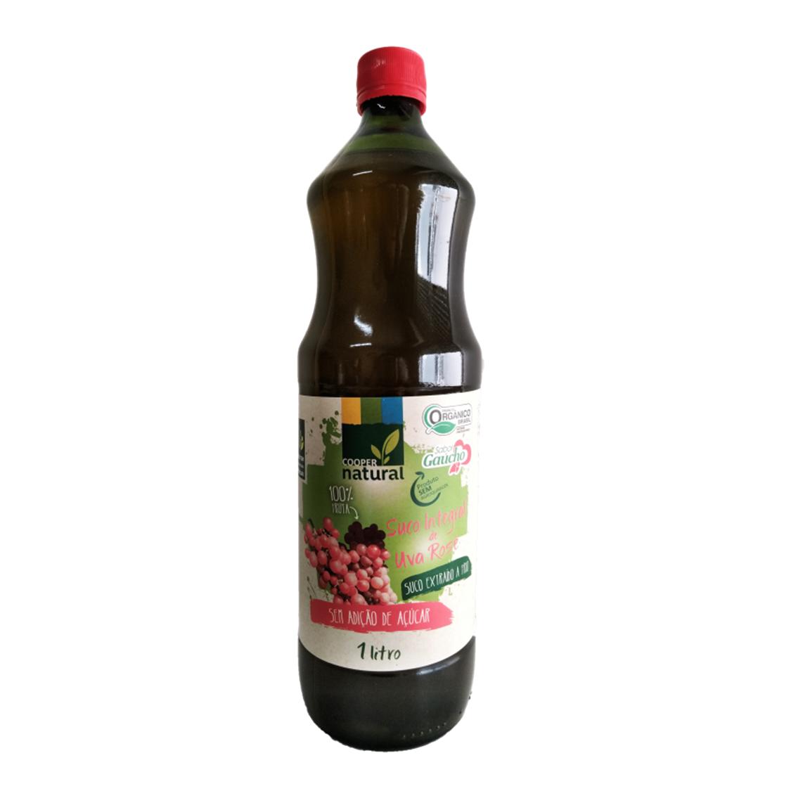 Suco de Uva Rosé (1L) – Coopernatural