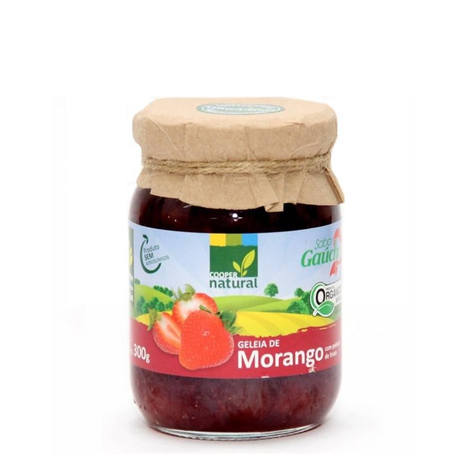 Geleia de Morango (300g) – Coopernatural