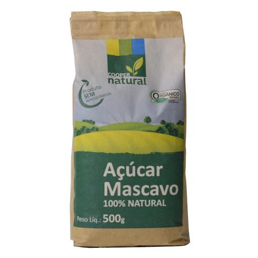 Açúcar Mascavo (500g) – Coopernatural