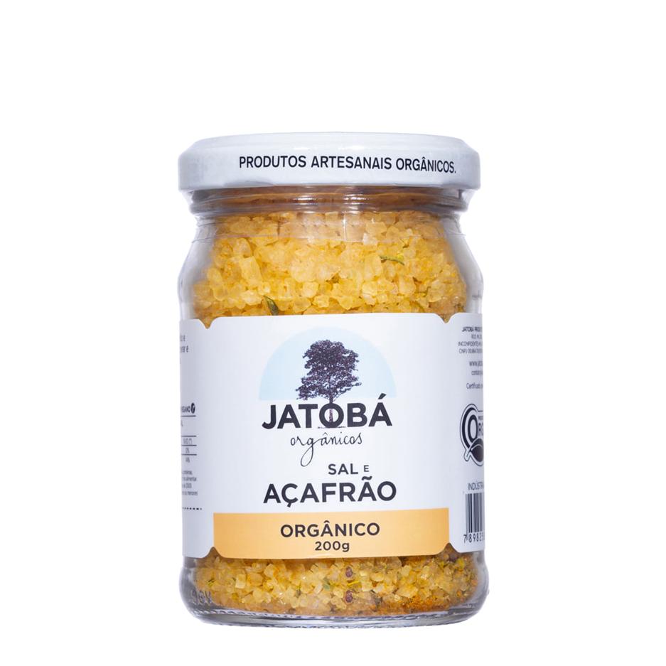 Sal, Açafrão e Especiarias (200g) – Jatobá