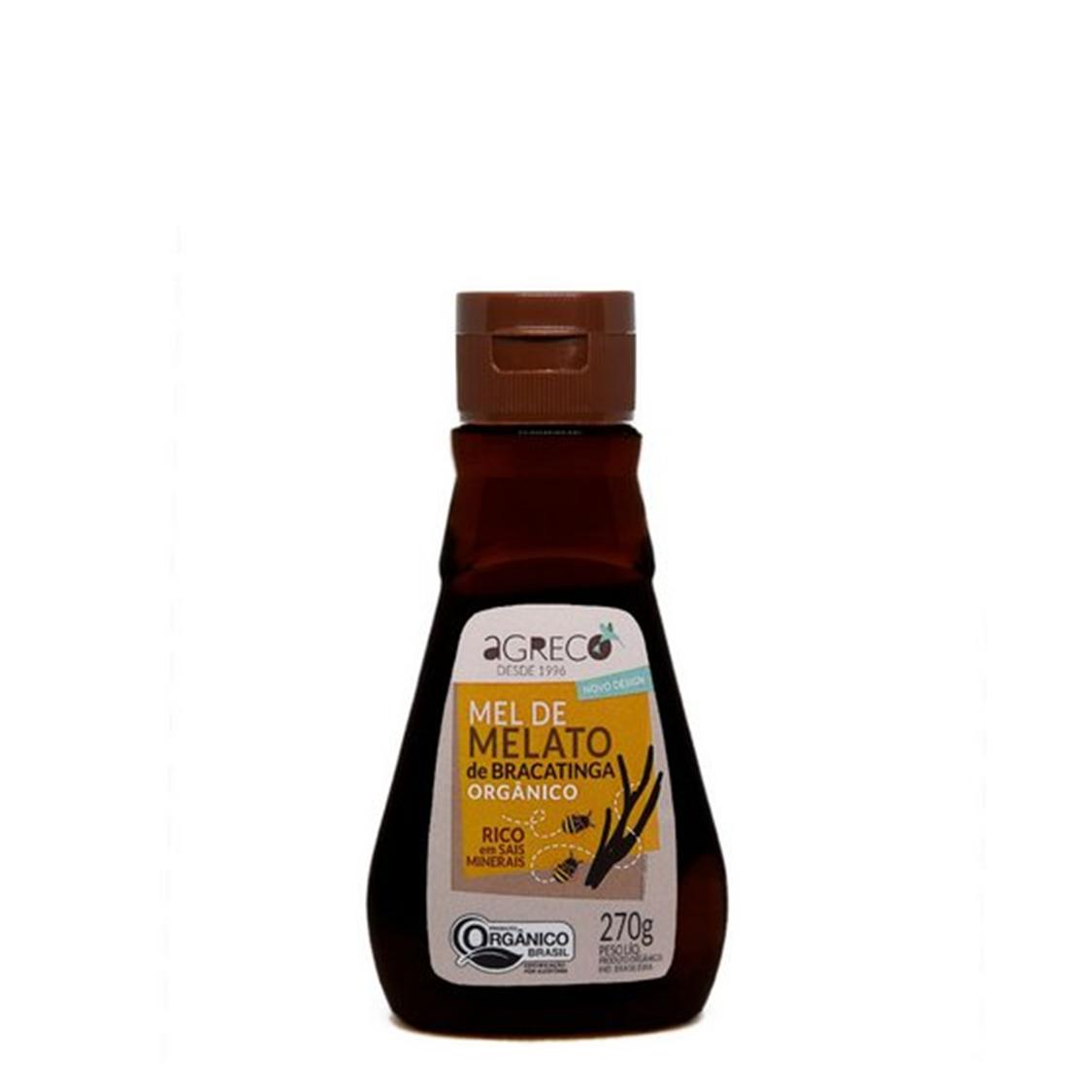 Mel de Melato de Bracatinga – 270g – Agreco